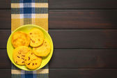 Arepa — Stock Photo