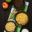 Breakfast Cereals — Stock Photo #80174136