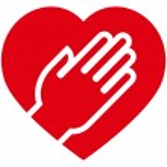 Hand on heart icon — Stock Vector #66800733