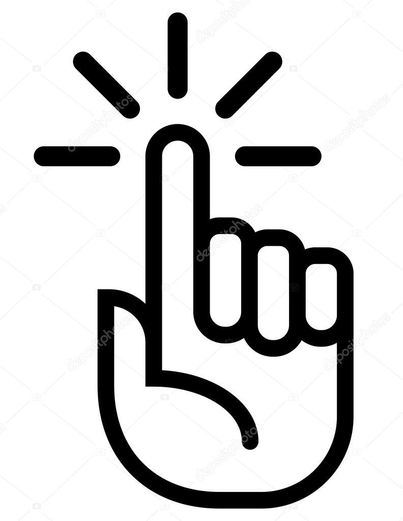 Achtung Finger