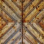 Wooden gates — Stock Photo #52279175
