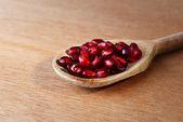 Pomegranate seeds — Stock Photo