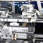 Máquina industrial — Foto de Stock