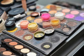 cosmetics closeup — Stockfoto