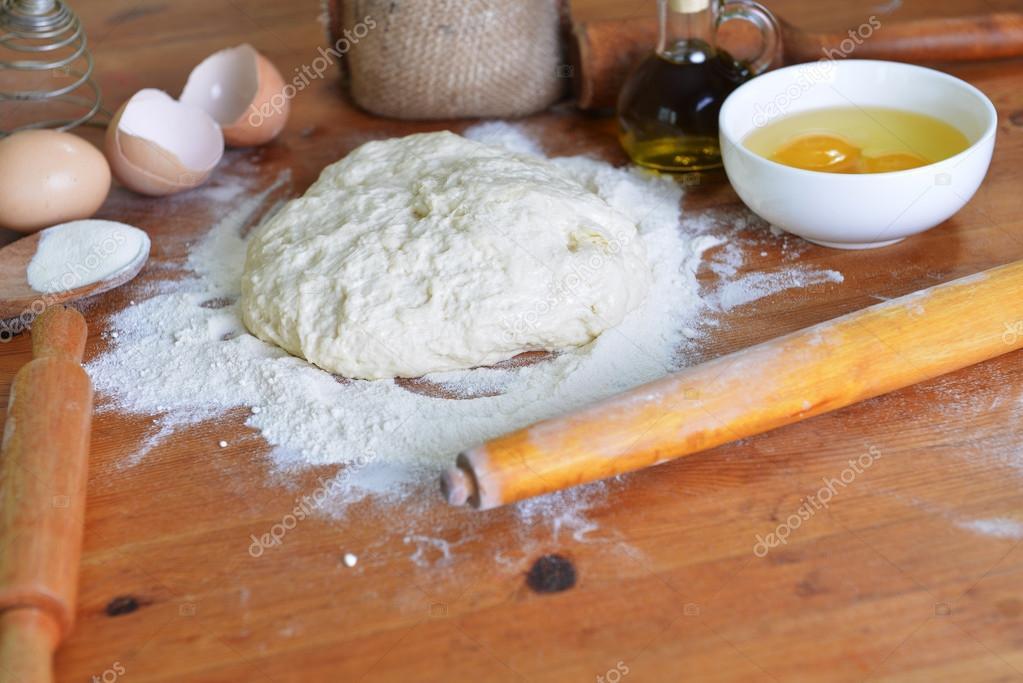 Как сделать аппетитное тесто