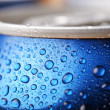 Wet aluminium can — Stock Photo #54894301