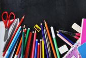 Material escolar — Fotografia Stock