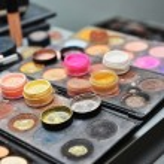Cosmetics closeup — Stock Photo #56804841