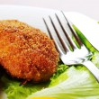 Roasted cutlets — Stock Photo #58950041