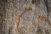 Burlap of sacking texture — Stock Photo