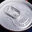 Wet aluminium can — Stock Photo #62783329