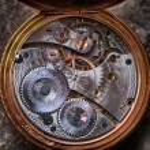 Disassembled wrist watch — Stock Photo #66487229