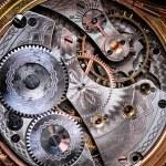 Disassembled wrist watch — Stock Photo #67814279
