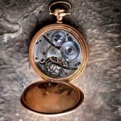 Disassembled wrist watch — Stock Photo