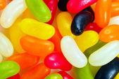 Želé bonbóny pro pozadí — Stock fotografie