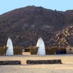 Bedouin village in Egypt — Stock Photo #73121307