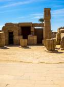 Ancient ruins in Luxor — Fotografia Stock