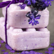 Lavender soap — Stock Photo #55366993
