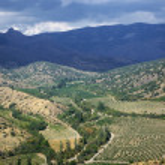 Mountain landscape — Stock Photo #56115903
