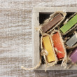 Assorted natural soap — Stock Photo #58401819