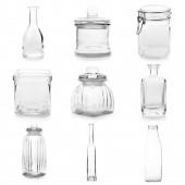 Glassware set — Stock Photo