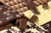 Cioccolato assortito — Foto Stock