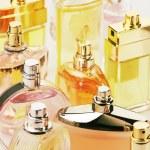 Perfumes set — Stock Photo #58690413