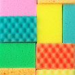 Colorful sponges — Stock Photo #58756911