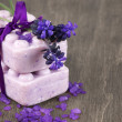 Lavender soap — Stock Photo #59192673