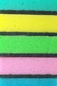 Colorful sponges close-up — Stock Photo