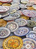Maghreb ceramic  — Stock Photo