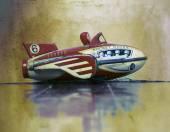 Raketa toy — Stock fotografie
