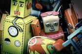 Toy box — Stock Photo