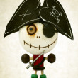 Pirate toy — Stock Photo #64729725