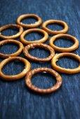 Ring crackers — Stock Photo