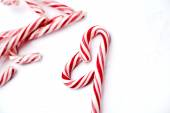 Christmas sweets, candies — Stock Photo