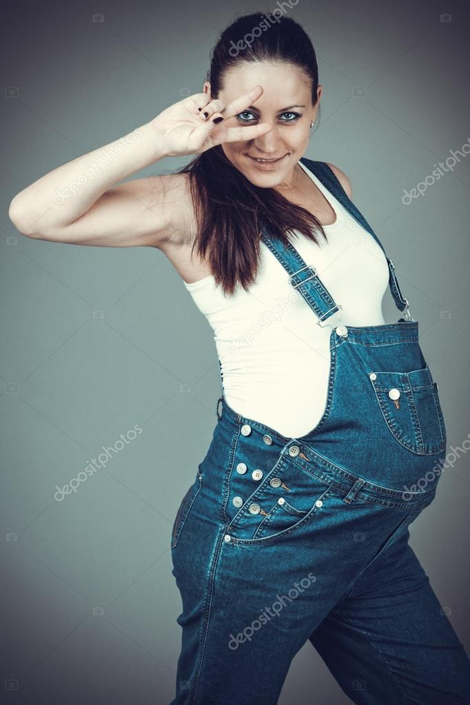 Камбензоны для беременной девушке фото