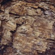 Rock background.  Natural stone wall texture — Stock Photo #54803143