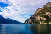 Lake Garda. Italy — Stock Photo