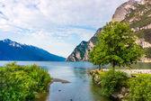View on Lake Garda,  Italy — Stock Photo