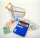 Business and shopping  concept — Stockfoto