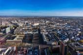 Panorama of Dusseldorf — Stockfoto