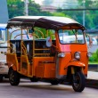 Popular tricycle in Thailand — Stock Photo #58729021