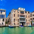 Buildings and canals in Venice — Stock Photo #61251575