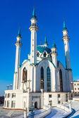 Qol Sharif mosque in Kazan — Stock Photo