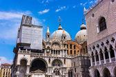 San Marko cathedral — Stockfoto