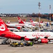 Постер, плакат: Homebase of Air Berlin