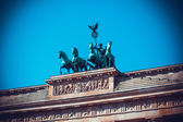 Brandenburg Tor detail — Stock Photo