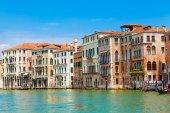 Stare budynki w Wenecji, — Zdjęcie stockowe