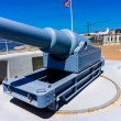 Постер, плакат: Cannon installed at Europa Point